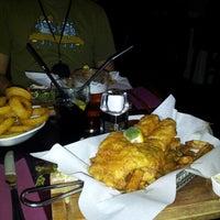 Photo taken at The Mercat Bar by Elisabeth G. on 7/27/2012