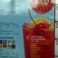 Photo taken at SONIC Drive In by rob a. on 3/22/2012