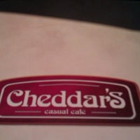 Photo taken at Cheddar's Scratch Kitchen by James C. on 3/31/2012