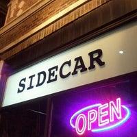 Photo taken at Sidecar Bar by Matt A. on 2/9/2012