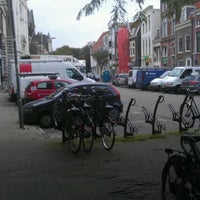 Photo taken at Nieuwe Groenmarkt by Henry d. on 9/20/2011