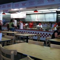 Photo taken at Five Guys by Randy F. on 8/12/2011