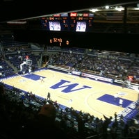 Photo taken at Alaska Airlines Arena by Claus L. on 3/6/2011