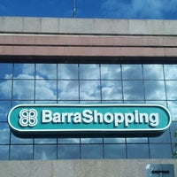 Photo taken at BarraShopping by Cátia R. on 7/9/2012