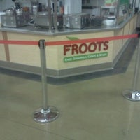 Photo taken at Froots by Evil T. on 4/5/2011