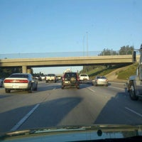 Photo taken at I-210 (Foothill Freeway) by 😊 Candis H. on 10/17/2011