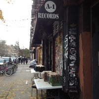 Photo taken at A-1 Records by HC on 11/25/2011