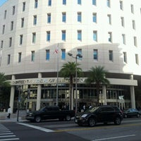 Photo taken at Hillsborough County Courthouse by Luis F. on 1/18/2012