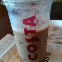 Photo taken at Costa Coffee by Luke P. on 9/1/2011