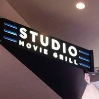 Photo taken at Studio Movie Grill CityCentre by Demetrio M. on 4/30/2012