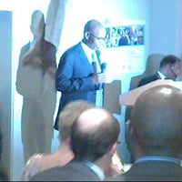 Photo taken at Embassy of Botswana by Brandee D. on 6/6/2012