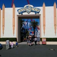 Photo taken at Warner Bros. Movie World by Felix F. on 8/27/2011