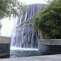 Photo taken at Tranquility Park by Supafly G. on 1/1/2012