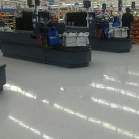 Photo taken at Walmart Supercenter by Fadi Y. on 5/28/2012