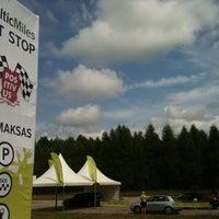 Photo taken at Pamests benzintanks by Kristaps B. on 8/3/2011
