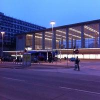 Photo taken at Wien Westbahnhof by Sindre W. on 1/28/2011