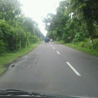 Photo taken at Jalan Worang Bypass by Dicky T. on 1/29/2012