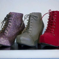 Photo taken at Forward Footwear & Boutique by Christina M. on 11/7/2011