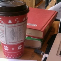 Photo taken at Caribou Coffee by Sarah S. on 11/20/2011
