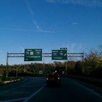 Photo taken at I-74 Exit 5 & I-275 Exit 25 by Andrea B. on 10/17/2011