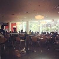 Photo taken at International Village Dining by Gloria C. on 7/16/2012