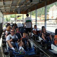 Photo taken at Go Kart City by Alison T. on 7/29/2012