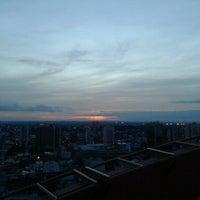 Photo taken at InterTower Hotel by Romina M. on 5/27/2012