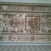 Photo taken at The Bardo National Museum by Scott L. on 11/13/2011