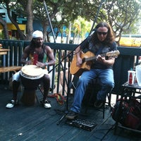 Photo taken at South Shore Tiki Lounge by John P. on 9/18/2011