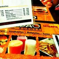 Photo taken at Burger & Beer by Olivia C. on 2/24/2012