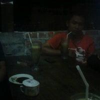 Photo taken at Warung Kopi Blandongan by oky l. on 3/7/2012