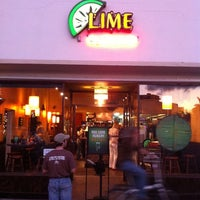 Photo taken at Lime Fresh Mexican Grill by John H. on 1/17/2011