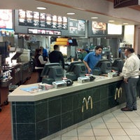 Photo taken at McDonald's by Adrian M. on 1/23/2012