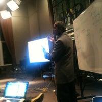 Photo taken at ColumbiaJourn Talks by Karen S. on 4/13/2011