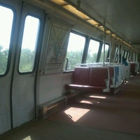 Photo taken at WMATA Green Line Metro by Anthony N. on 9/10/2011
