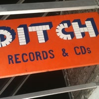 Photo taken at Ditch Records by Anthony S. on 4/16/2011