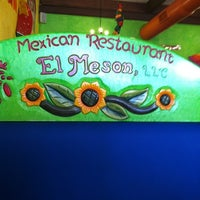Photo taken at El Meson by Beth M. on 9/23/2011