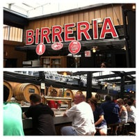 Photo taken at Birreria at Eataly by Craig B. on 6/23/2012