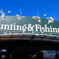 Photo taken at Hunting & Fishing by Keran M. on 10/9/2011