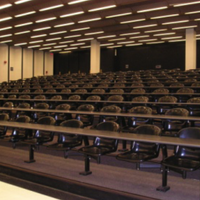 Photo taken at University at Albany Lecture Center by University at Albany on 9/12/2011