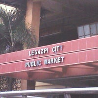 Photo taken at Legazpi Public Market by Shiel F. on 4/15/2012
