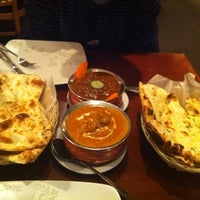 Photo taken at Kothur Indian Cuisine by Monica L. on 1/15/2012
