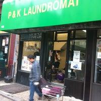 Photo taken at P & K Laundromat by Richard B. on 11/22/2011