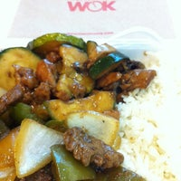 Photo taken at Manchu Wok by Lucky C. on 7/14/2012