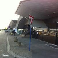 Photo taken at Aéroport Strasbourg-Entzheim (SXB) by Cristi M. on 4/10/2011