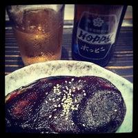 Photo taken at 勘ちゃん村 by Shogo I. on 8/30/2012