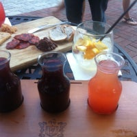 Photo taken at Tapas on Main by Dave G. on 8/13/2012