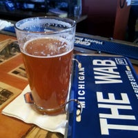 Photo taken at Woodward Avenue Brewers by Ryan N. on 3/9/2012