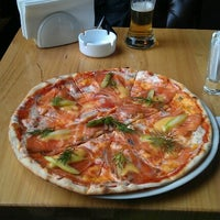 Photo taken at Pizza Express by Vladimir O. on 9/6/2012
