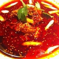 Photo taken at Szechuan Gourmet by Lulu X. on 9/1/2011